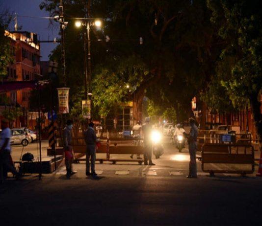 Chandigarh imposes daily night curfew