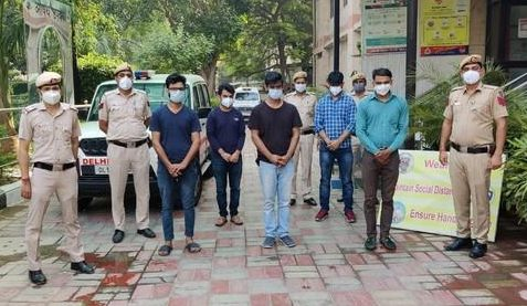 Doctor among five arrested for making fake Covid reports in Delhi