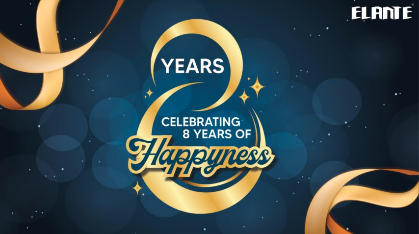 Elante Mall to mark its 8th Anniversary on Baisakhi