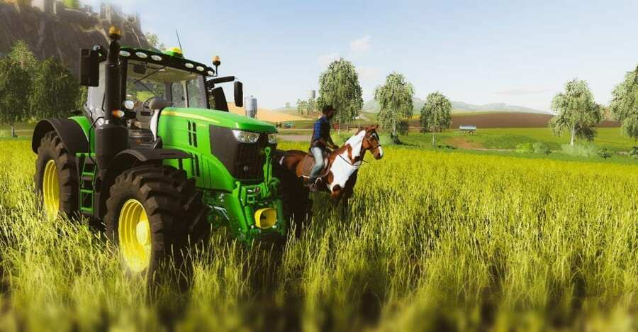 Farming Simulator 22 Announced