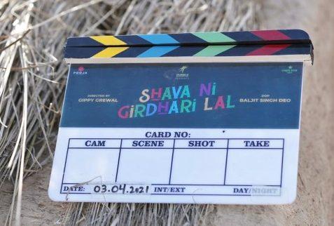 Gippy Grewal to wear director's Cap again for 'Shava Ni Girdhari Lal'