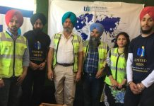 United Sikhs supports farm protestors