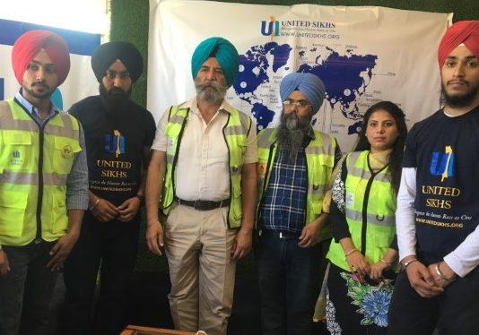 United Sikhs supports farm protestors