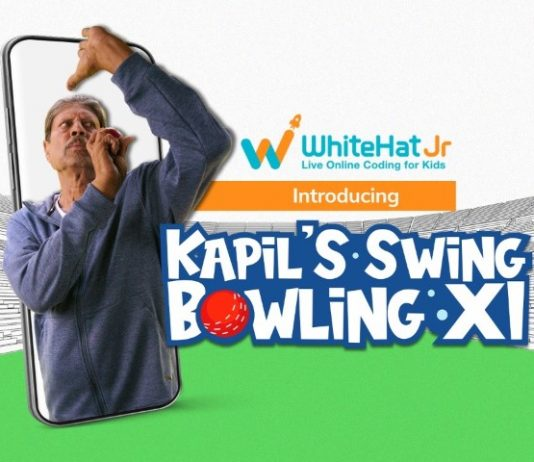 WhiteHat Jr Collaborates with Kapil Dev to Create Unique Learning Opportunities for Children