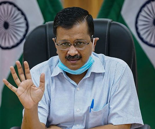 Kejriwal urges UP, Haryana to unite against Covid-19
