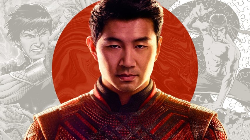 Marvel's Shang Chi & The Legend Of The Ten Rings