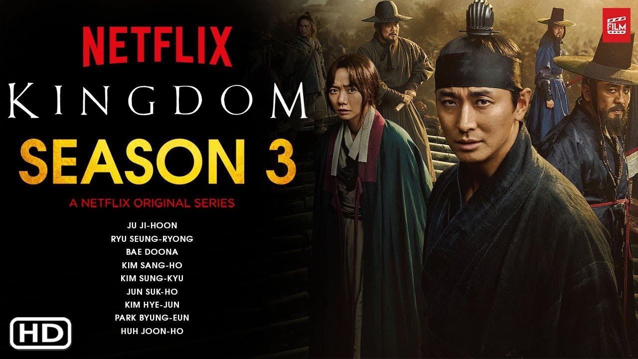 Netflix's Kingdom Season 3 Release Date