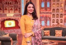 Neeru Bajwa's show 'Jazba' premiers on 17th April