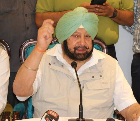 Punjab CM writes to Goyal on rural development fund allocation
