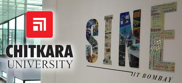 SINE IIT Bombay gets funded at Chitkara University's India Innovation Championship