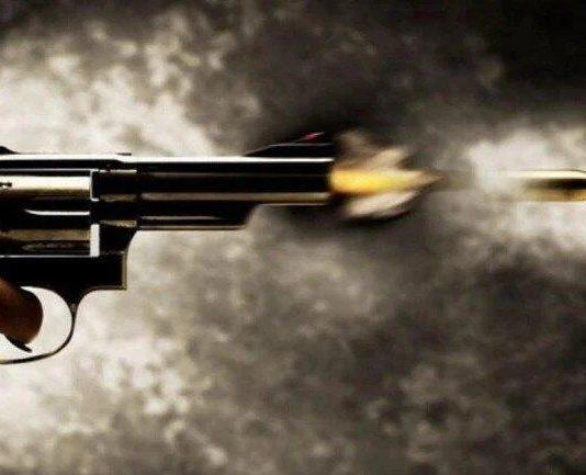 UP panchayat poll candidate shot
