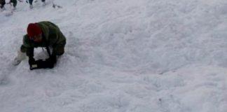 Uttarakhand avalanche