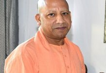 Yogi's health condition improves