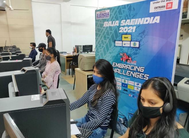 Mahindra BAJA SAEINDIA 2021 successfully concludes Leg 2 of its 14th Edition