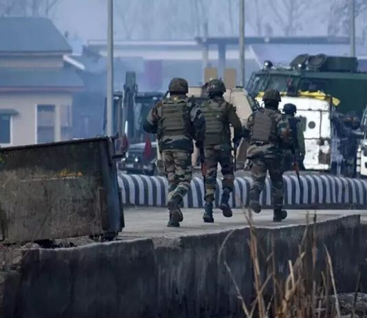 Gunfight breaks out at Anantnag in South Kashmir