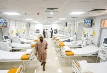 Sikh charity to set up 100-bed Covid hospital in Chandigarh