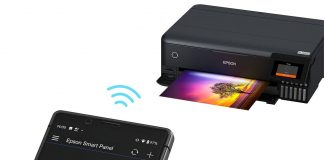 Epson Launched the all New EcoTank L8180 6 colour Multifunction Photo Printer