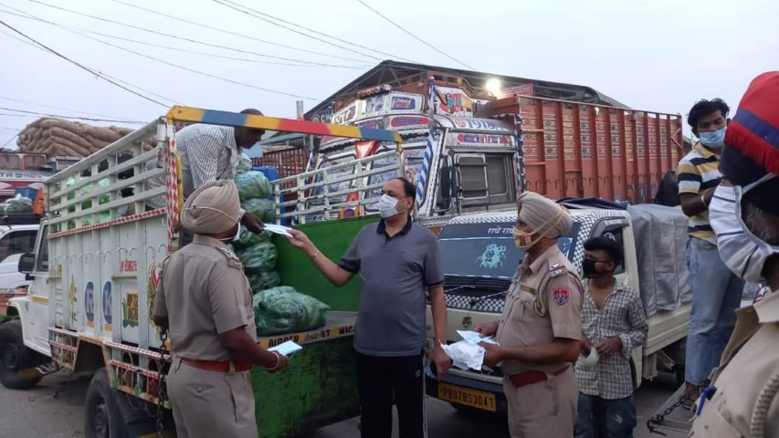 Around 630 persons arrested and over 6500 challaned for flouting COVID-19 norms