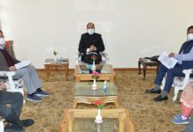 CM holds all-party meeting to discuss Covid-19 situation in Himachal Pradesh