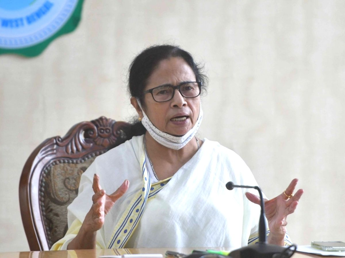 Bengal CM to conduct aerial survey of affected areas