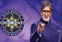 Big B returns to TV with 'KBC 13'