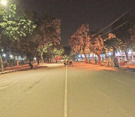 Chandigarh extends curfew till May 25