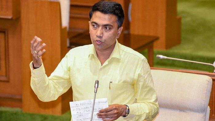 Goa Cong seeks FIR against CM in O2 shortage deaths