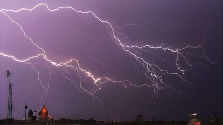 Gusty winds, lightning likely in Delhi, Haryana, Chandigarh