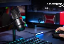 "HyperX unveils new microphone at Rs 15,490: With an aim to boost gamers and content creators, HyperX, the gaming division of Kingston Technology, on Friday expanded its standalone microphone line with the new ""Quadcast S""."