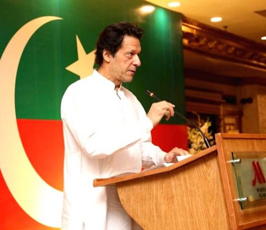 Imran Khan in the dock over providing support to US military for Afghanistan
