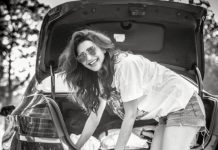 Karishma Tanna boots up to go back to 'better days'