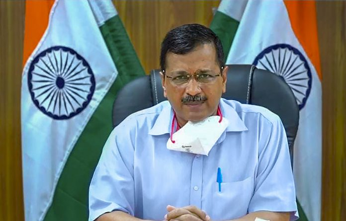 Kejriwal announces Rs 50K for families with Covid death in Delhi