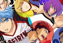 Kuroko's Basketball Season 2 All Episodes Watch Online Release Date Spoilers Cast & Crew