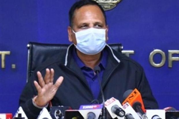 Nearly 200 cases of 'black fungus' in Delhi: Satyendar Jain