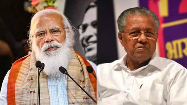 PM congratulates Vijayan on taking oath as Kerala CM