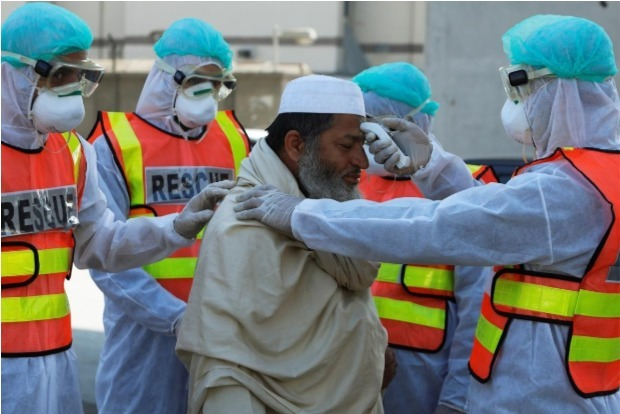 Pakistan logs 119 new Covid deaths