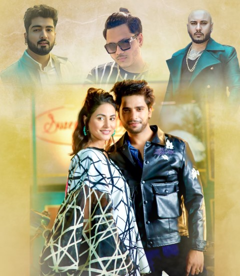 Hina Khan and Tanmay Ssingh's single 'Patthar Wargi' out now