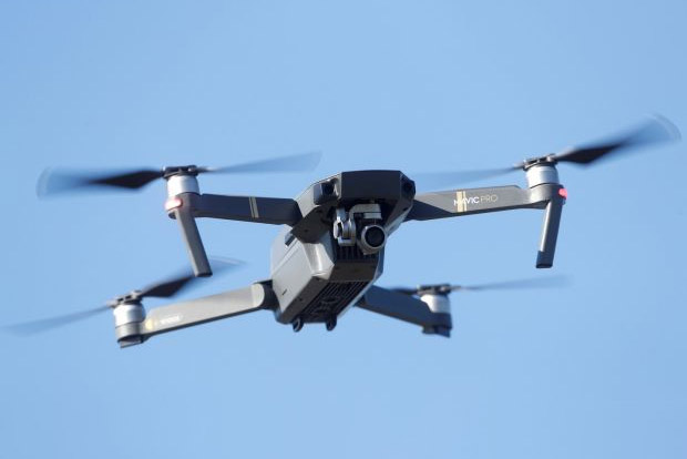 Police use drones for surveillance in Trichy