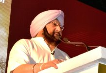 Punjab CM seeks help of Radha Saomi Satsang Beas in Covid fight