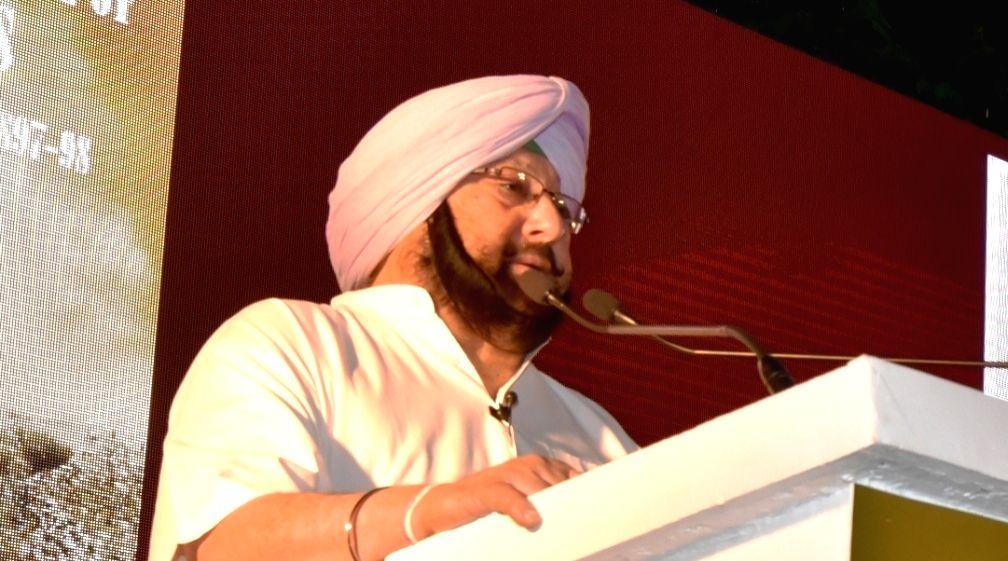 Punjab CM seeks help of Radha Saomi Satsang Beas in Covid fight