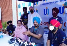 United Sikhs opening Covid-19 care centre at Sports Complex