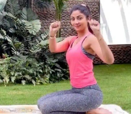 Shilpa Shetty Kundra: Combat weakness with Mandukasana