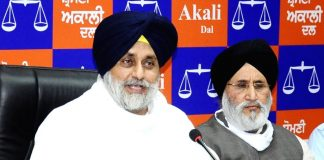 Sukhbir urges PM to order probe into purchase of faulty ventilators