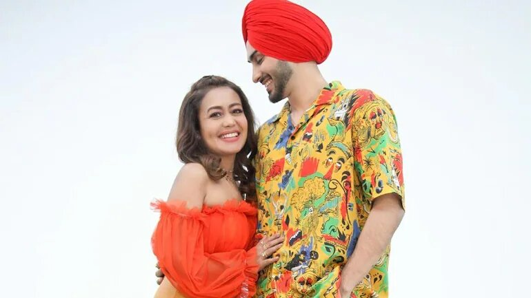 Neha Kakkar, Rohanpreet Singh's new song is about life after marriage