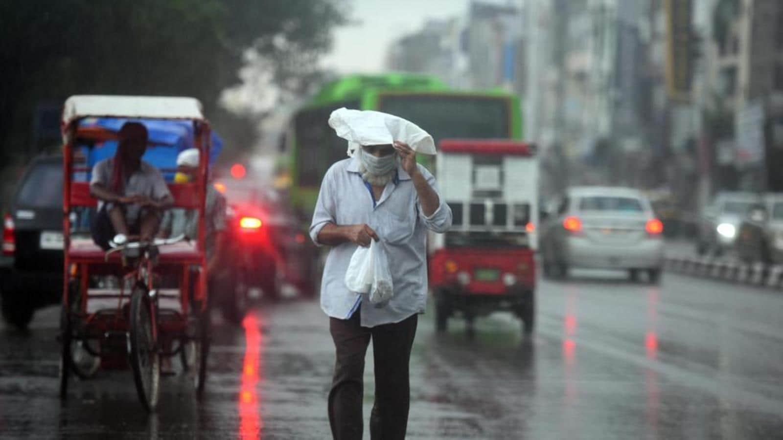 thunderstorm likely in several parts of India in next 3-4 days