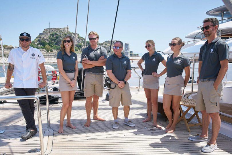 Below Deck Sailing Yacht Season 2 Episode 17