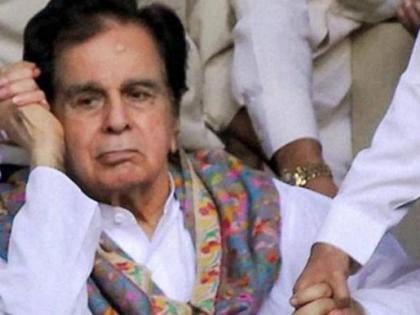 Dilip Kumar hospitalised after experiencing breathlessness