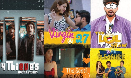 Weekend binge-watch with Watcho's Top 5 Comedy Series