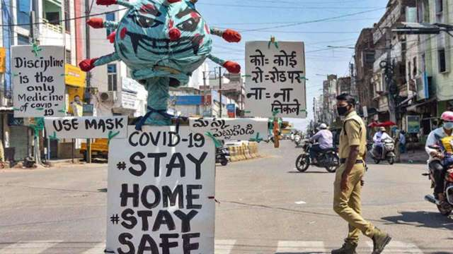 Half of Maharashtra to open up from Monday