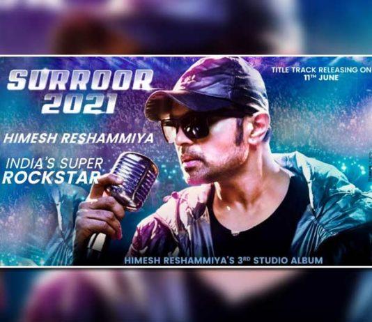 Himesh Reshammiya's Surroor 2021 hits 10 million views in 24 hours